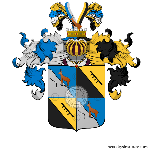Coat of Arms of family Pasina
