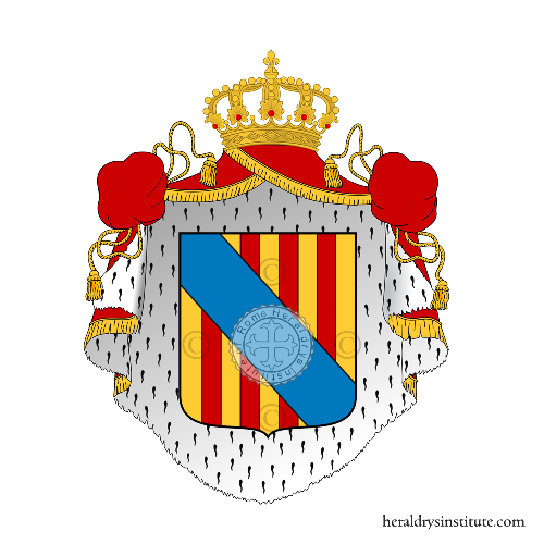 Coat of Arms of family Patern