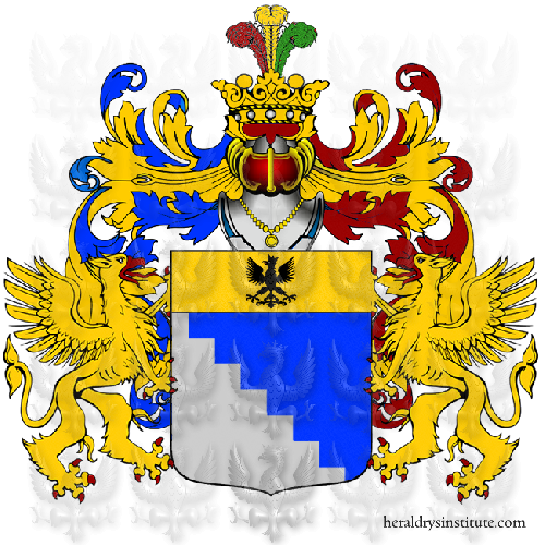 Coat of Arms of family Pellate