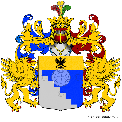 Coat of arms of family Depellati