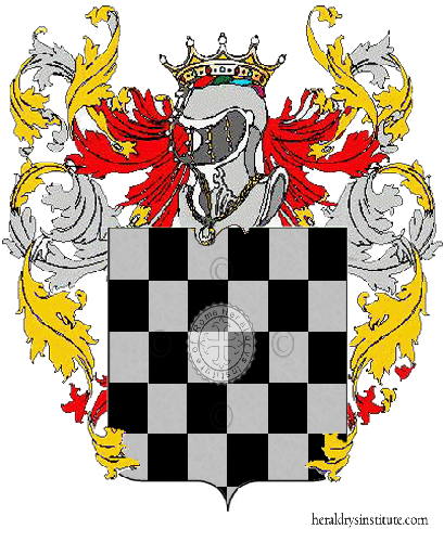 Coat of Arms of family Napoleone
