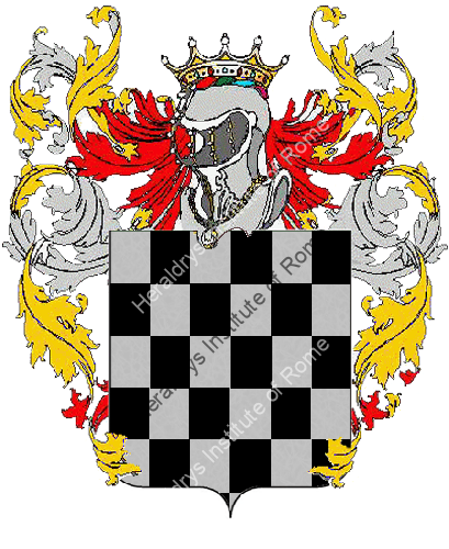 Coat of Arms of family Pizzera