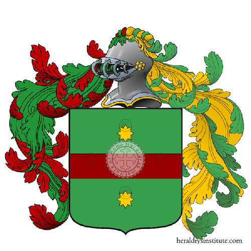 Coat of Arms of family Petrelle