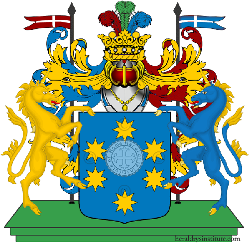 Coat of Arms of family Rosignoli