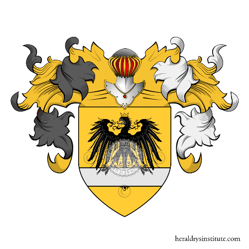 Coat of Arms of family Barbolani