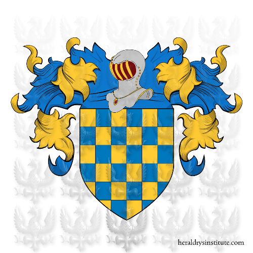 Coat of Arms of family Mugnoz