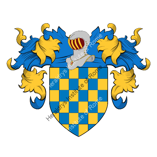 Coat of Arms of family Scacchietti