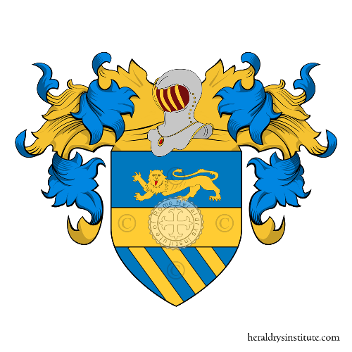 Coat of Arms of family Portosa