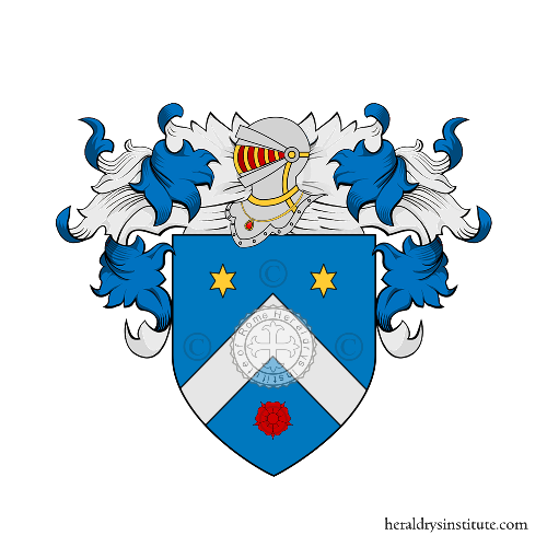 Coat of Arms of family Trombelli