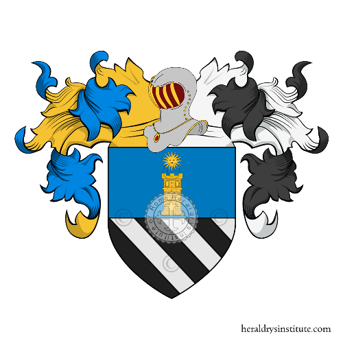 Coat of Arms of family Tossoni