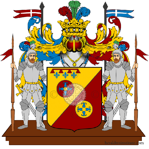 Coat of Arms of family Vardini