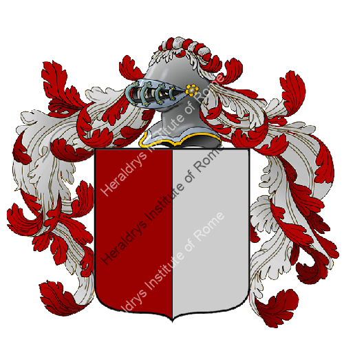 Coat of Arms of family Pavesello