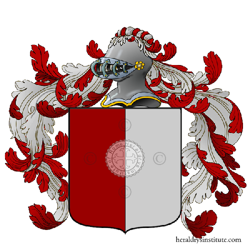 Coat of Arms of family Tiraferri
