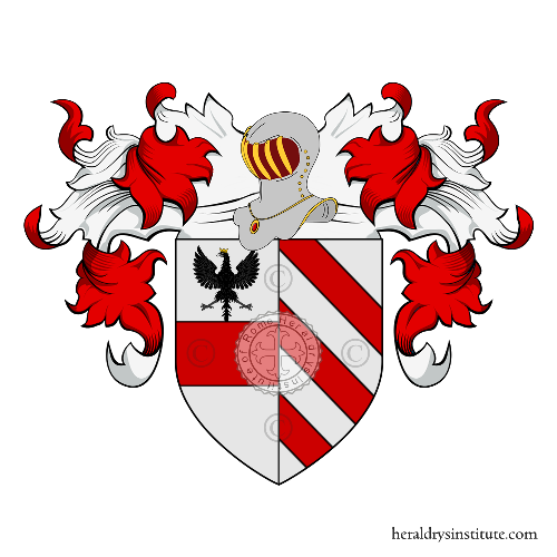 Coat of Arms of family Proietti