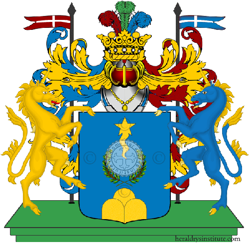 Coat of Arms of family Maurenzi