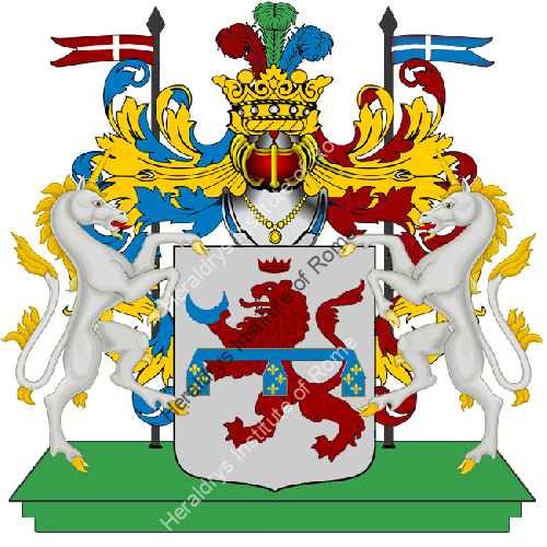 Coat of Arms of family Ratte