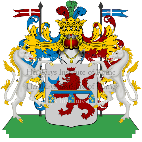 Coat of Arms of family Verina