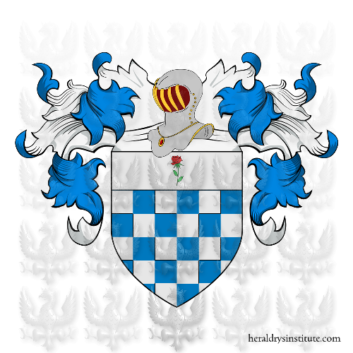 Coat of Arms of family Saffaro