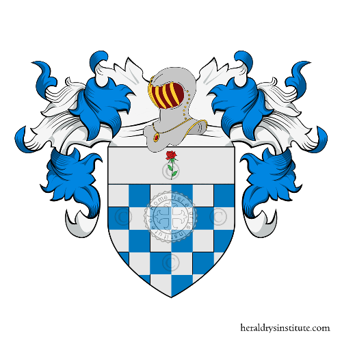 Coat of Arms of family Sarata