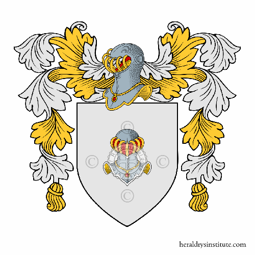 Coat of Arms of family Bortolin