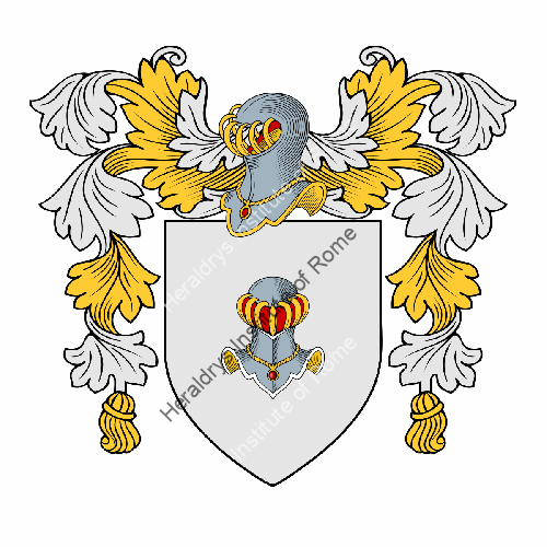 Coat of Arms of family Ortoli