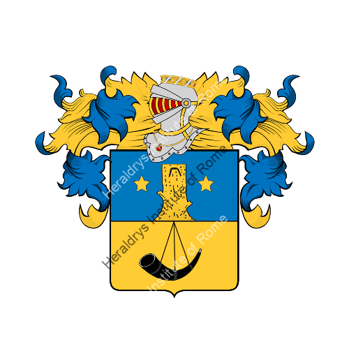 Coat of Arms of family Nasella