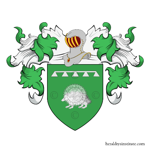Coat of Arms of family Pinera