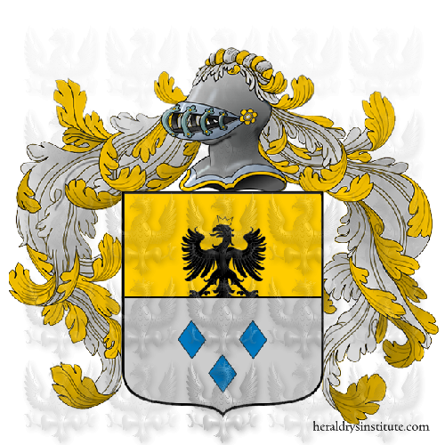 Coat of Arms of family Vessa