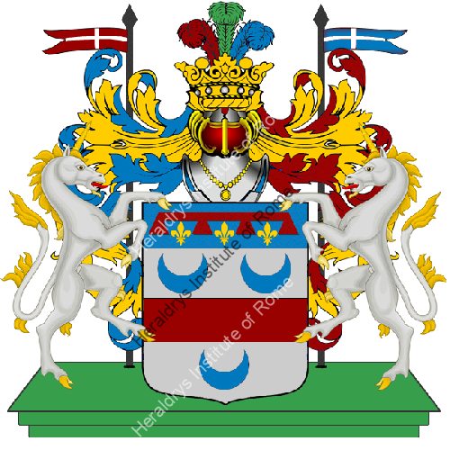 Coat of Arms of family Rigione