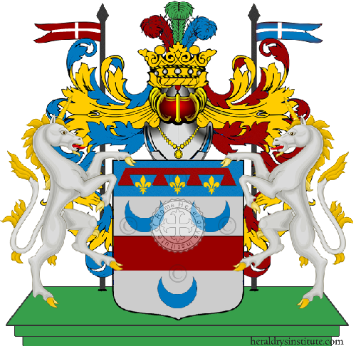 Coat of Arms of family Rigionie