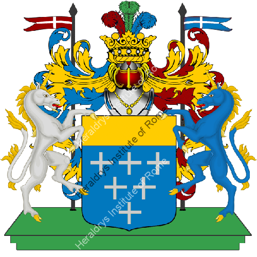 Coat of Arms of family Vacalea
