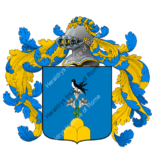 Coat of Arms of family Rondine