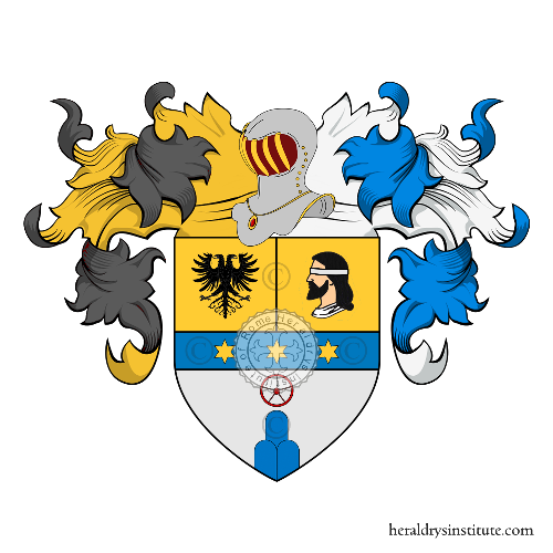 Coat of Arms of family Roncoreggio