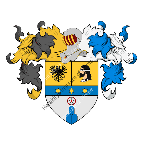Coat of Arms of family Sabelli