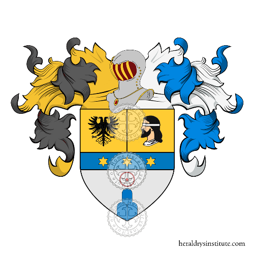 Coat of Arms of family Tonco
