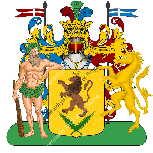 Coat of Arms of family Schiavetto