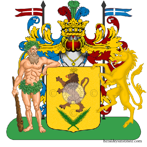 Coat of Arms of family Schiavottiello