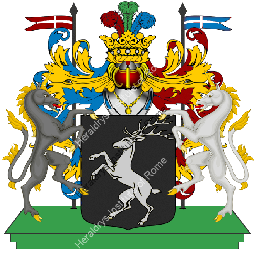Coat of Arms of family Samaritano