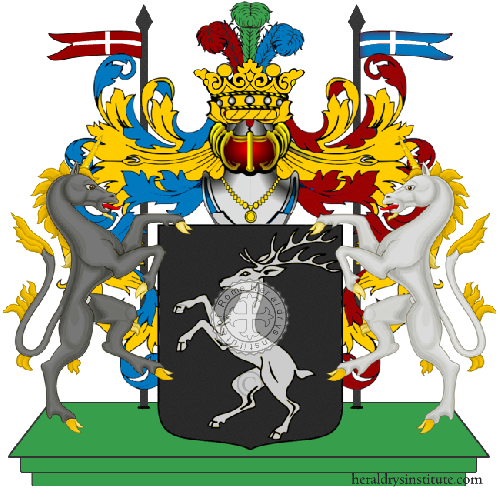 Coat of arms of family Zuaznabar