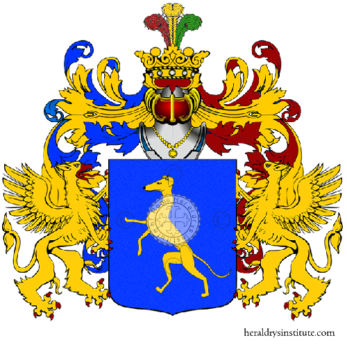 Coat of Arms of family Sarnone