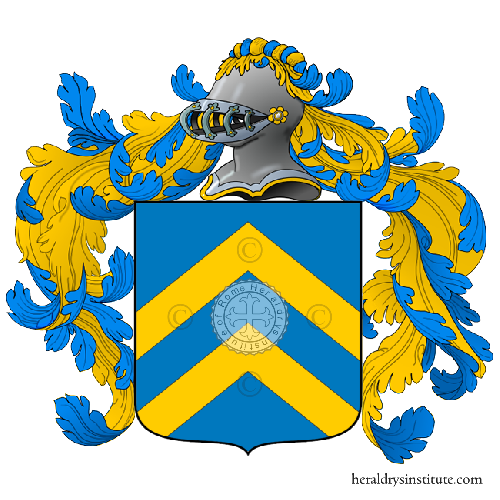 Coat of Arms of family Sanit