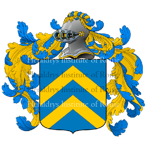Coat of Arms of family Vitellia