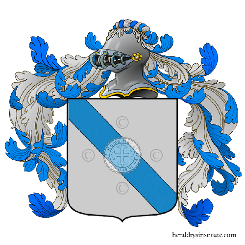 Coat of Arms of family Monachino