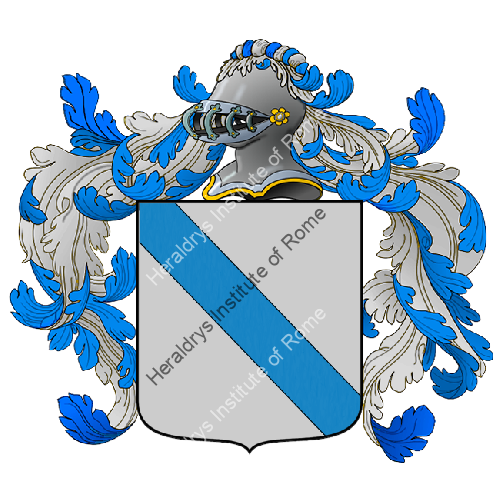 Coat of Arms of family Monasso