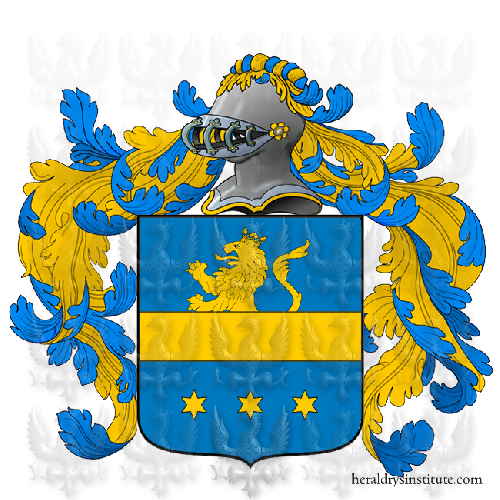 Coat of Arms of family Varriano