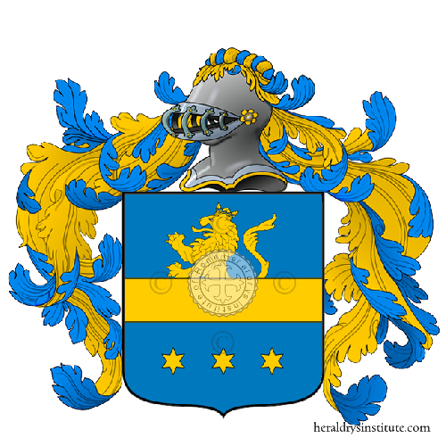 Coat of Arms of family Zannolini