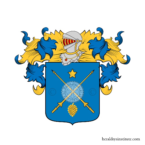 Coat of Arms of family Rondello