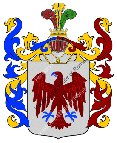 Coat of Arms of family Scassillo