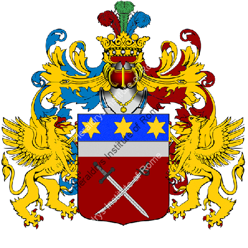 Coat of Arms of family Scuccimarra