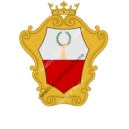 Coat of Arms of family Piseri